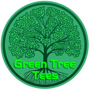 Green Tree Tees Logo