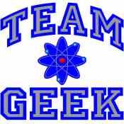 Team Geek (Blue and Grey)